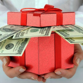 Начисление и выплата премии: учет, НДФЛ и взносы
