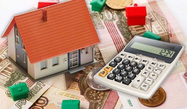 Как начислить налог на имущество организаций
