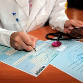 Больничный в 6-НДФЛ: примеры