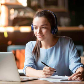 Учет в онлайн школе